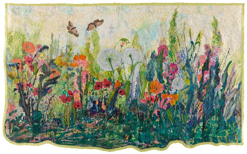 Butterfly Garden U201c